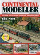 Continental Modeller Magazine Issue NOV 19