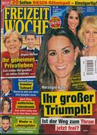 Freizeit Woche Magazine Issue NO 35