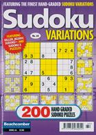 Sudoku Variations Magazine Issue NO 64