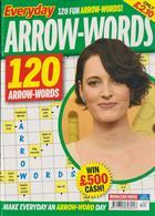Everyday Arrowords Magazine Issue NO 134