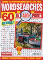 Wordsearches In Large Print Magazine Issue NO 39