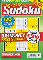 Everyday Sudoku Magazine Issue NO 165