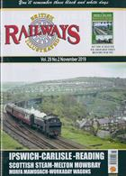 British Railways Illustrated Magazine Issue VOL29/2