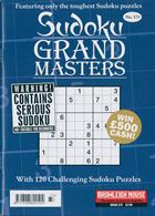 Sudoku Grandmaster Magazine Issue NO 173