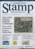 Gibbons Stamp Monthly Magazine Issue NOV 19