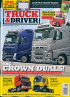 Truck And Driver Magazine Issue NOV 19