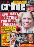 True Crime Magazine Issue NOV 19
