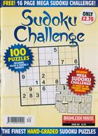 Sudoku Challenge Monthly Magazine Issue NO 182