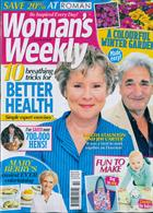 Womans Weekly Magazine Issue 15/10/2019
