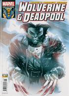 Wolverine And Deadpool Magazine Issue NO 6