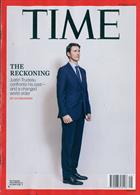 Time Magazine Issue 07/10/2019