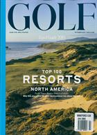 Golf Magazine Usa Magazine Issue OCT 19