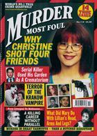 Murder Most Foul Magazine Issue NO 114