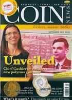 Coin News Magazine Issue SEP 19