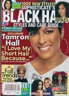 Soph. Black Hair Guide Magazine Issue SEP 19