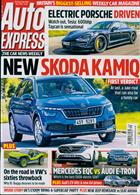 Auto Express Magazine Issue 28/08/2019