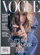 Vogue Usa Magazine Issue SEP 19