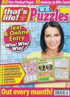 Thats Life We Love Puzzles Magazine Issue NO 3