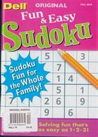 Original Sudoku Magazine Issue F&E FALL