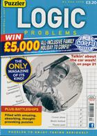 Puzzler Logic Problems Magazine Issue NO 420