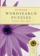 Premium Wordsearch Puzzles Magazine Issue NO 58