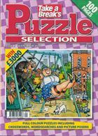 Take A Break Puzzle Select Magazine Issue NO 9