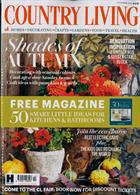 Country Living Magazine Issue OCT 19