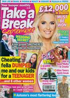 Take A Break Monthly Magazine Issue SEP 19