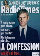 Radio Times South Magazine Issue 31/08/2019