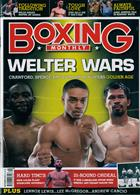 Boxing Monthly Magazine Issue SEP 19