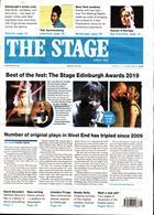 Stage Magazine Issue 29/08/2019