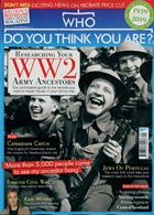 Who Do You Think You Are Magazine Issue SEP 19