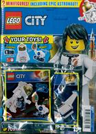 Lego City Magazine Issue NO 18