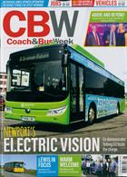 Coach And Bus Week Magazine Issue NO 1408