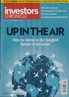 Investors Chronicle Magazine Issue 30/08/2019