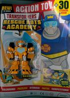 Rescue Bots Magazine Issue NO 25