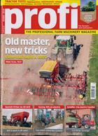 Profi Tractors Magazine Issue OCT 19