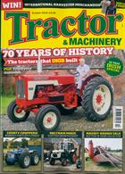 Tractor And Machinery Magazine Issue OCT 19