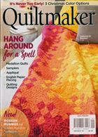 Quiltmaker Magazine Issue SEP-OCT
