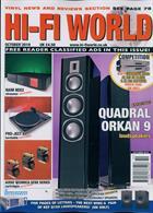 Hi Fi World & Comp Audio Magazine Issue OCT 19