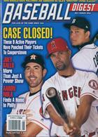 Baseball Digest Magazine Issue JUL/AUG19