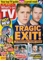 Whats On Tv England Magazine Issue 12/10/2019