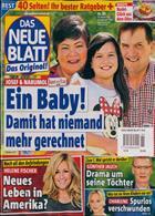 Das Neue Blatt Magazine Issue NO 36