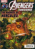 Avengers Universe Magazine Issue NO 6