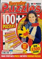 Everyday Puzzles Magazine Issue NO 132