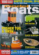 Model Boats Magazine Issue SPEC 19