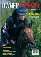 Thoroughbred Owner Breed Magazine Issue SEP 19