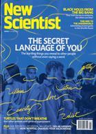 New Scientist Magazine Issue 12/10/2019