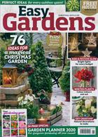 Easy Gardens Magazine Issue CHRISTMAS