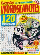 Everyday Wordsearches Magazine Issue NO 140